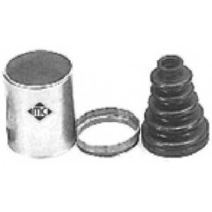 METALCAUCHO 01556 Комплект пылника, приводной вал