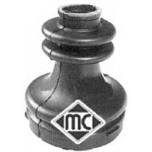 METALCAUCHO 01559 Пыльник ШРУСа внутреннего Renault Megane 96-