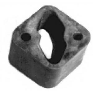 METALCAUCHO 02417 Подушка глушителя (02417) Metalcaucho