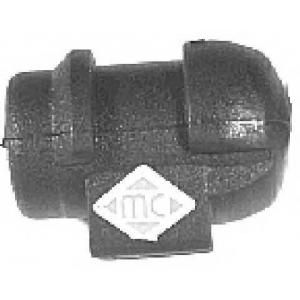 METALCAUCHO 02483 Подушка стабилизатора 23mm Renault Kangoo