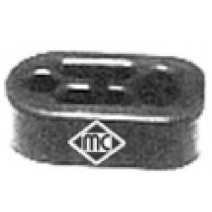 METALCAUCHO 02692 Подушка глушителя (02692) Metalcaucho