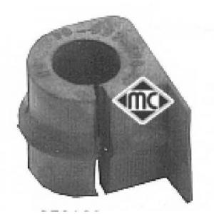 METALCAUCHO 02710 Втулка стабiлiзатора 16 mm серед. Opel Vektra 1,6/1,