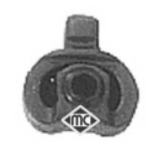 METALCAUCHO 02722 Подушка глушителя (02722) Metalcaucho