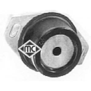 METALCAUCHO 02794 Подушка ДВС левая (02794) Metalcaucho