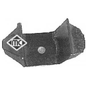 METALCAUCHO 02884 Подушка двигуна Citroen Berlingo, C15, ZX 1.0-1.4, 1.8D-1.9D/TD, 2.0HDI 84.10-, Peugeot 205, 309, 405 1.1-2.0, 1.8TD