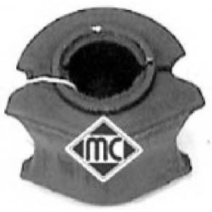 METALCAUCHO 02945 Ø 24mm Втулка стабілізатора перед. Citroen Jumpy/Peugeot Expert 96-