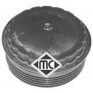Корпус масляного фильтра. 03840 metalcaucho -