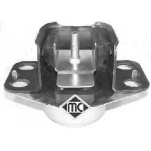 04028 metalcaucho Подвеска, двигатель RENAULT CLIO Наклонная задняя часть 1.9  D (B/C/S576, B/C/S57L)