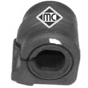 METALCAUCHO 04048 Подушка стабилизатора внутренняя Peugeot 406 (d=24mm)