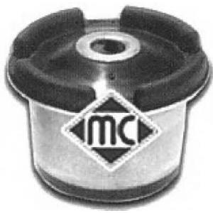METALCAUCHO 04386 Втулка зад. підвіски Opel Vectra B