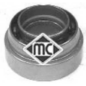 METALCAUCHO 04519 Підшипник приводної полуосі Fiat Doblo 24.4mm