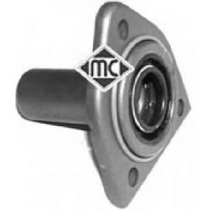 04605 metalcaucho Направляющая гильза, система сцепления CITROËN VISA Наклонная задняя часть 16 GTI