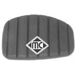 Накладка на педаль гальма Renault Clio II, Kangoo  04717 metalcaucho -