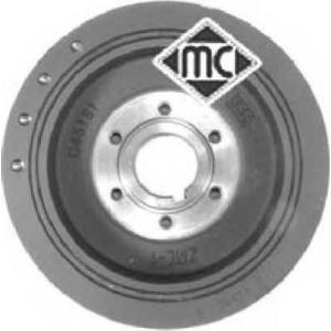 METALCAUCHO 04798 Шкив коленвала (04798) Metalcaucho