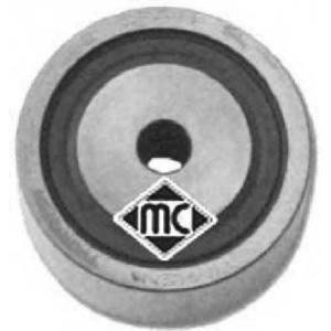 Ролик направляющий ручейкового ремня Renault Megan 04996 metalcaucho -