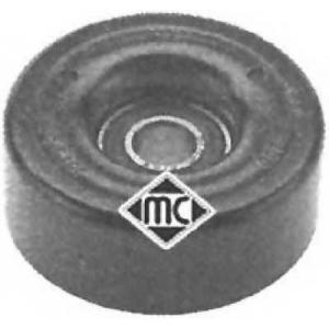 METALCAUCHO 05047 Натяжной ролик, поликлиновой ремень