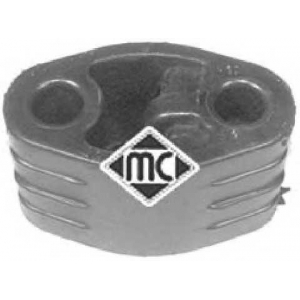 05096 metalcaucho Буфер, глушитель DACIA LOGAN седан 1.4 MPI LPG (LS0C)