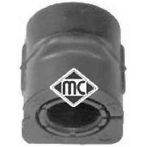 METALCAUCHO 05308 (Ø 24mm) Втулка внутр стабiлiатора зад. Ford Connect
