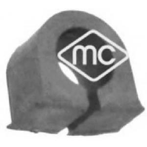METALCAUCHO 05388 Втулка стабилизатора перед внутр (05388) Metalcaucho