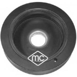 METALCAUCHO 05725 Шків колінвалу Renault Master 2.5DCI 01-