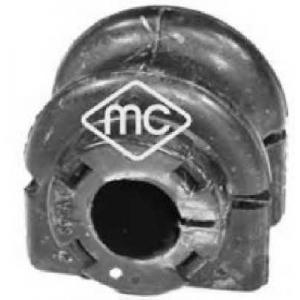 METALCAUCHO 05764 Втулка стабілізатора перед. Renault Kangoo 08- 20mm