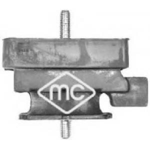 METALCAUCHO 05862 Подвеска, автоматическая коробка передач; Подвеска, ступенчатая коробка передач
