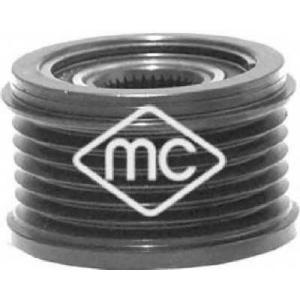 METALCAUCHO 06016 Шкив генератора (06016) Metalcaucho