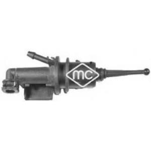 METALCAUCHO 06124 Цилиндр сцепления главный VAG/Skoda 1.4TSI-3.2 V6 quattro 02.03-