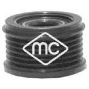 METALCAUCHO 06152 Шкив генератора (06152) Metalcaucho