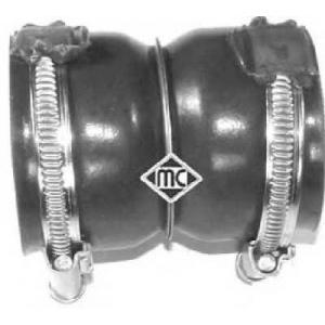 09236 metalcaucho Шланг, теплообменник - отопление PEUGEOT 307 Наклонная задняя часть 1.6 HDi 110