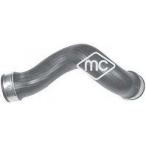 METALCAUCHO 09529 Патрубок інтеркулера VW T5 AXB/AXC