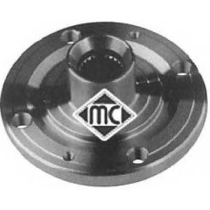 METALCAUCHO 90012 Ступиця перед. колеса PSA Berlingo/Partner/C3/C4/206/306/405/406/3008/5008