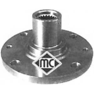 METALCAUCHO 90099 Ступиця переднього колеса Fiat Doblo 01-