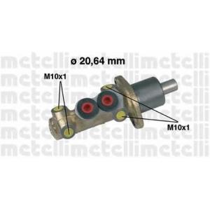 METELLI 050059 Главный тормозной цилиндр