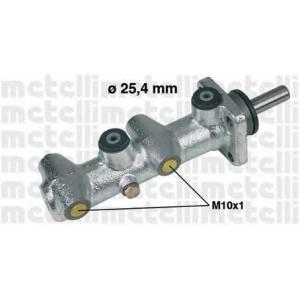 METELLI 05-0110 Циліндр гальмівний головний