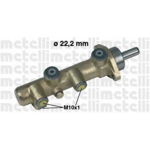 METELLI 05-0130 Циліндр гальмівний головний