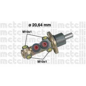 METELLI 05-0142 Циліндр гальмівний головний