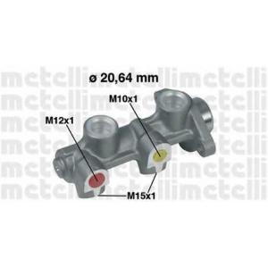 METELLI 050180 Главный тормозной цилиндр