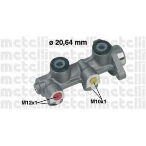 METELLI 05-0190 Циліндр гальмівний головний