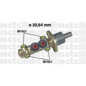 METELLI 05-0202 Циліндр гальмівний головний