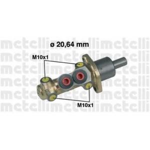 METELLI 05-0207 Циліндр гальмівний головний