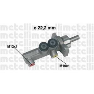 METELLI 05-0381 Циліндр гальмівний головний