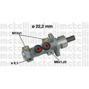 METELLI 05-0489 Main brake-cylinder
