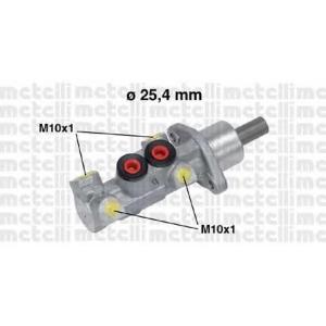 METELLI 05-0604 Циліндр гальмівний головний