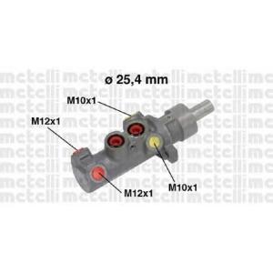 METELLI 050641 Главный тормозной цилиндр