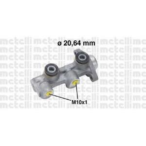 METELLI 050760 Главный тормозной цилиндр Lanos
