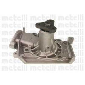 METELLI 24-0437A Насос водяной MAZDA 323 1.3/1.6 89- (Metelli)