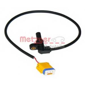 METZGER 0909029 Датчик частоты вращения, автоматическая коробка передач