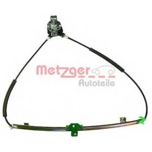 METZGER 2160003 Стеклоподъемник передний мех