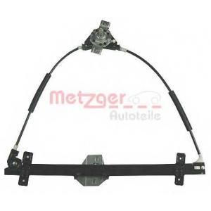 METZGER 2160004 Стеклоподъемник передний мех